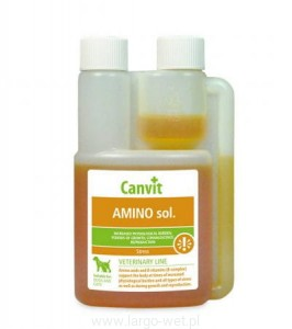 Canvit Amino sol. Oil - 125ml