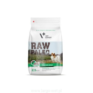 RAW PALEO ADULT DOG MINI BREED