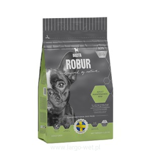 BOZITA ROBUR ADULT MAINTENANCE MINI - 3,25 KG