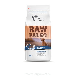 RAW PALEO ADULT DOG LARGE BREED