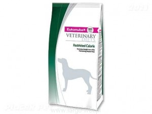 EUKANUBA VETERINARY DIET RESTRICTED CALORIES DRY DOG