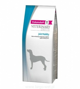 EUKANUBA VETERINARY DIET JOINT MOBILITY DRY DOG